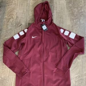 Nike Therma-Fit Stay Warm 835379 612 Maroon Full Z
